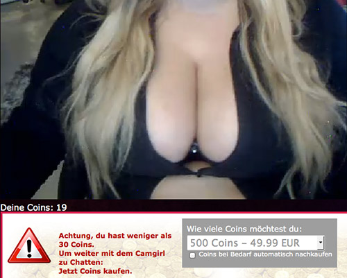 Live Sexchat bei 6raum.ch
