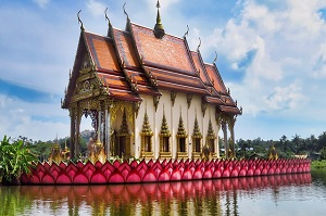 alleine reisen thailand
