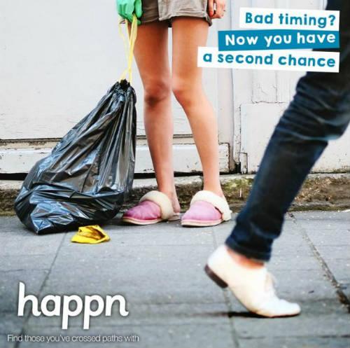 Happn App Imagekampagne