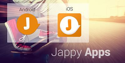 Jappy.de Flirt App