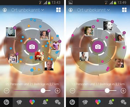flirt app mit radar Kaiserslautern