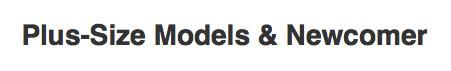 rubensfan.de Plus-Size Models