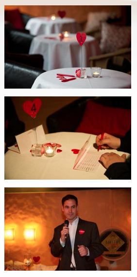 Speed Dating bei Speedflirting.ch