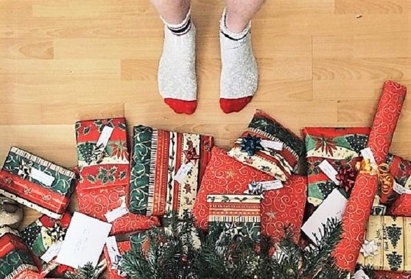 Weihnachtsgeschenke gibt es nicht in jeder Partnerschaft