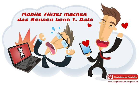mobile dating app schweiz Dating: love the one you're near a new wave of gps-enabled mobile apps is changing the way we flirt and date but what do they mean for intimacy.