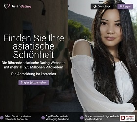 AsianDating.com screenshot