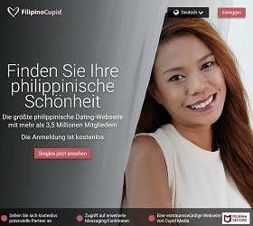 FilipinoCupid.com screenshot